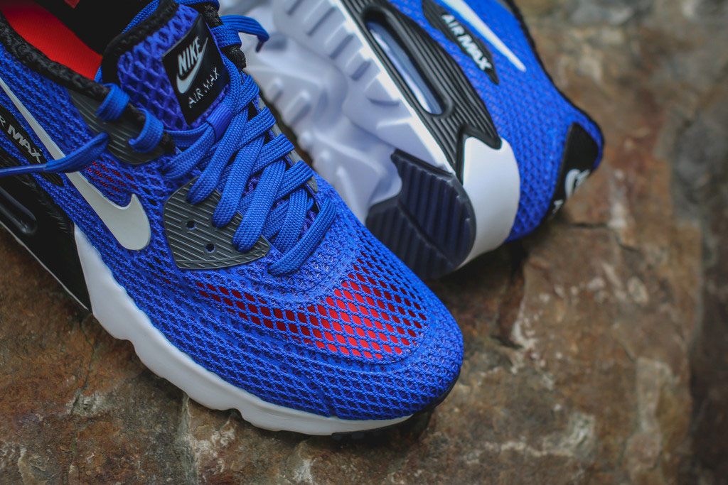 Nike Air Max 90 Ultra Breeze Royal (6)