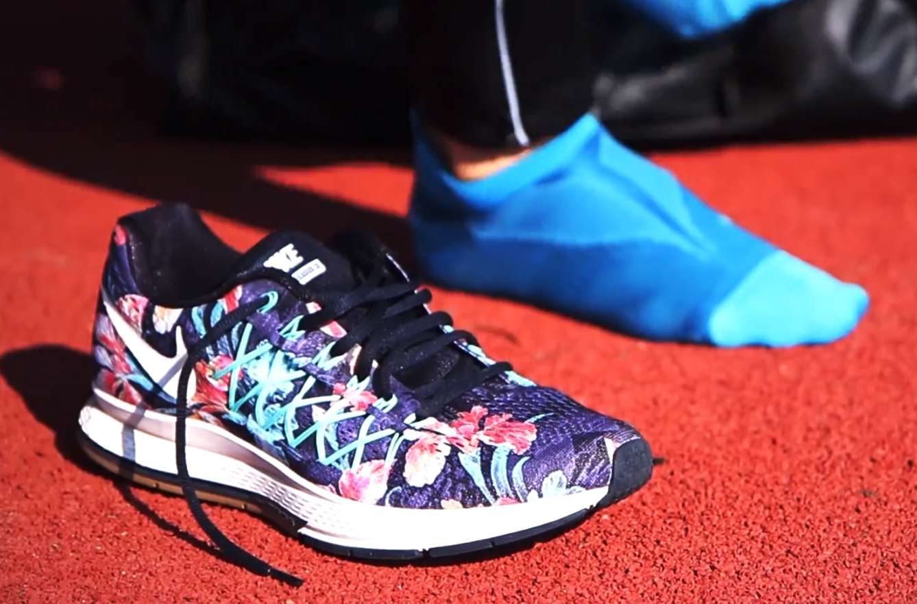 Nike Brings the Floral Look to Pegasus 32s  8cb35eab9517