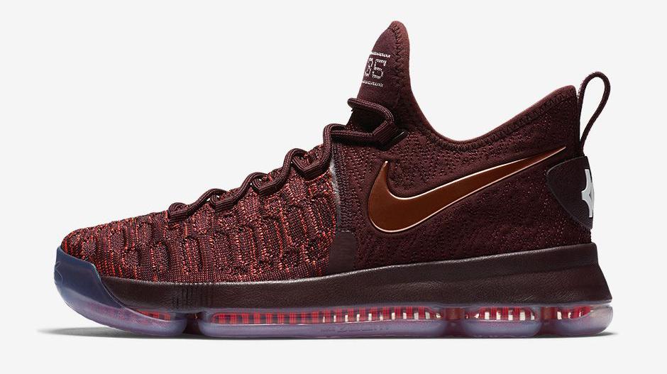 reputable site 7249f c7518 ... The Sauce KD 9 Profile Christmas Nike ...
