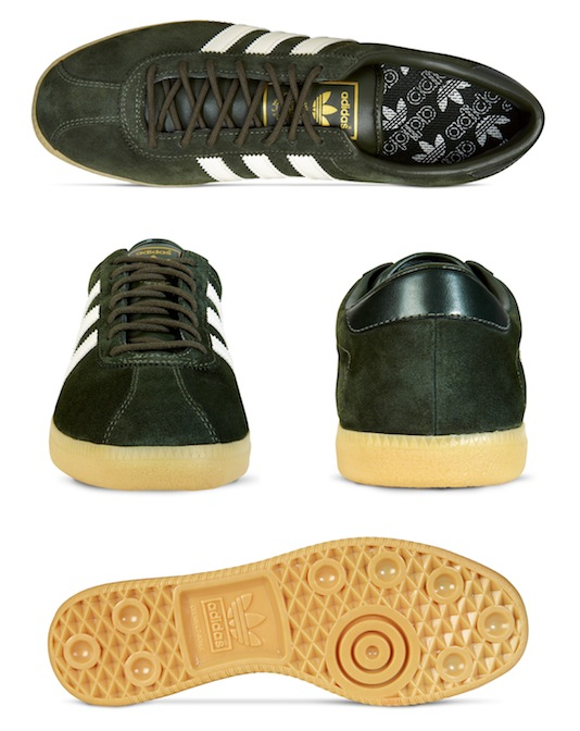adidas Originals Malmo - Green/Chalk/Gum - Size? Exclusive 2