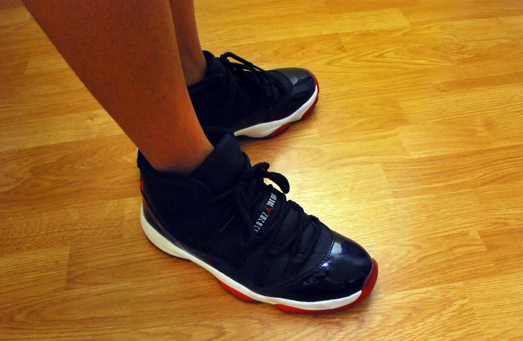 Spotlight // Forum Staff Weekly WDYWT? - 8.17.13 - Air Jordan 11 Retro CDP Black/Red by Nikolas