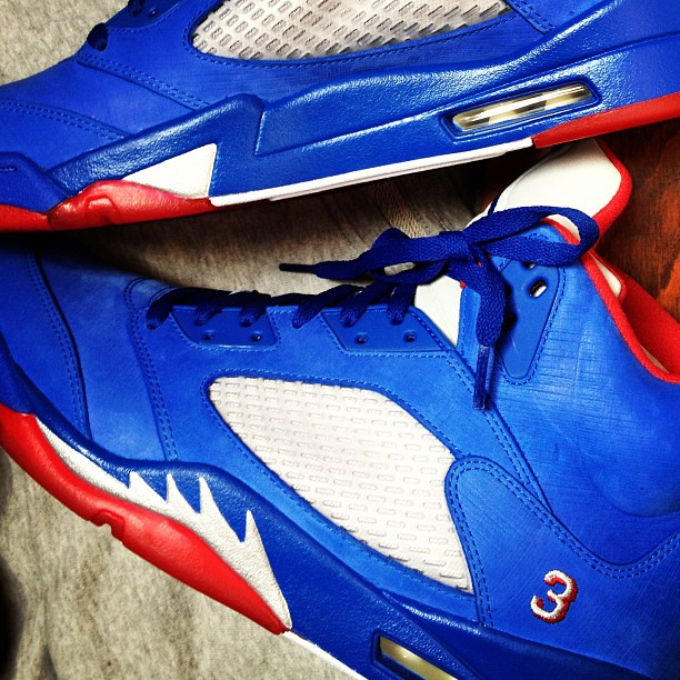 9dd9b1b46a8bbb ... coupon for chris pauls air jordan 5 player exclusive. cp3 shares yet  another glimpse at