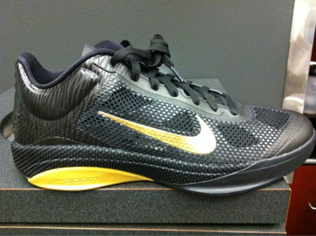 Nike Zoom Hyperfuse Low Steve Nash MLK Day