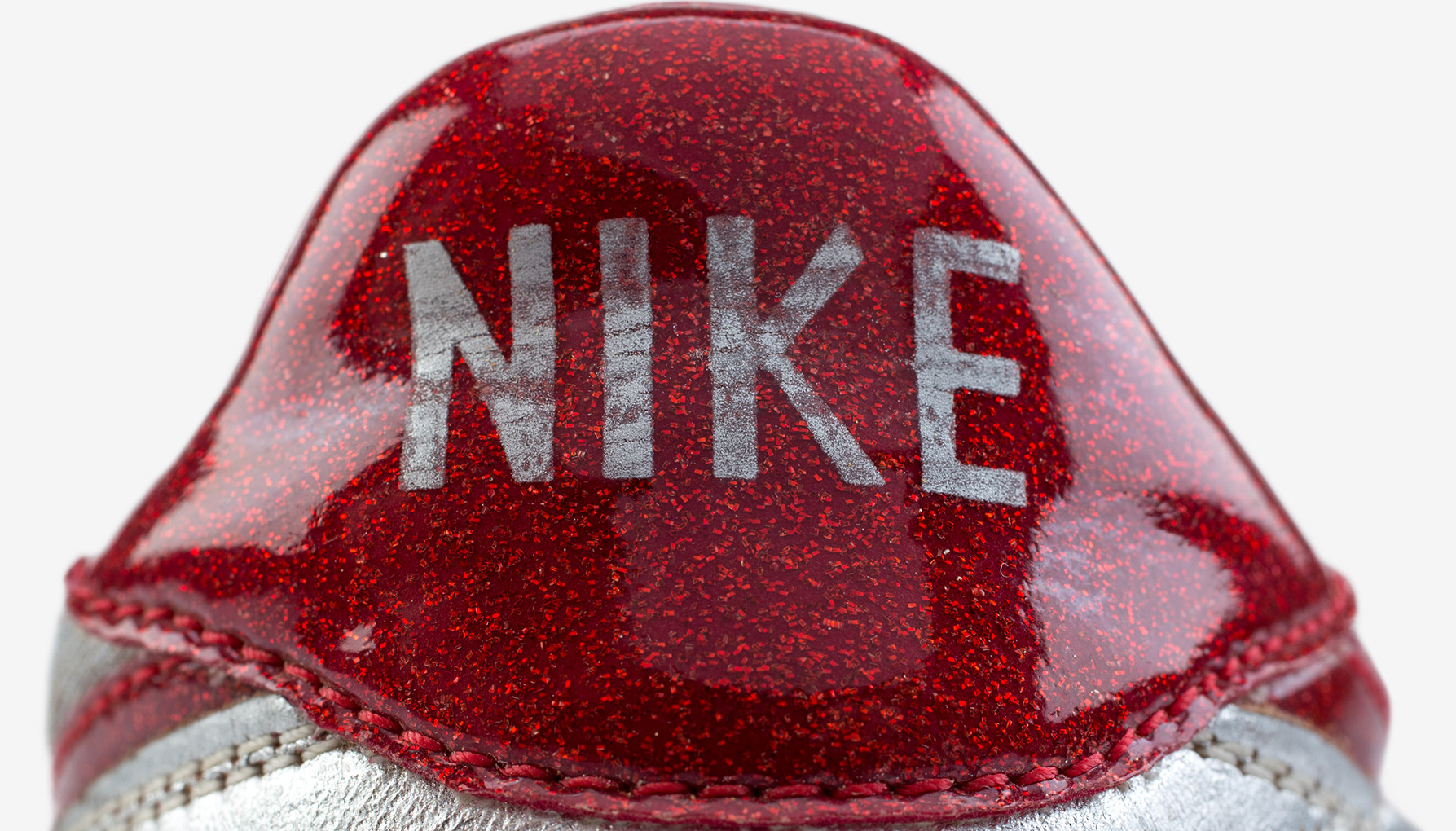 Nike Night Track Disco Sneakers Heel