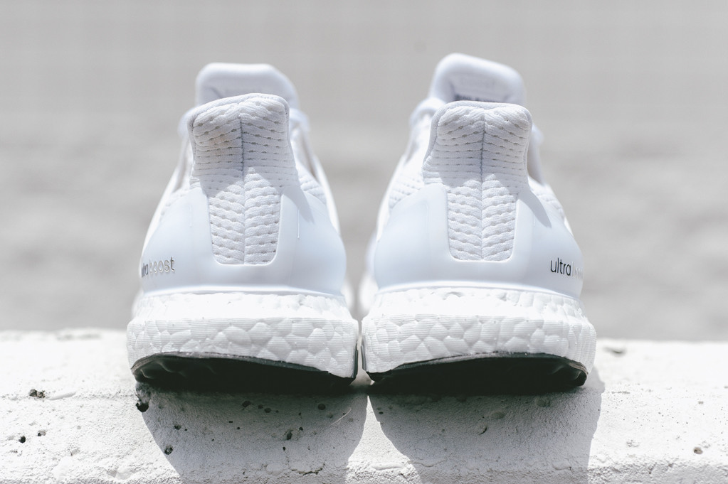 Adidas Ultra Boost White On White