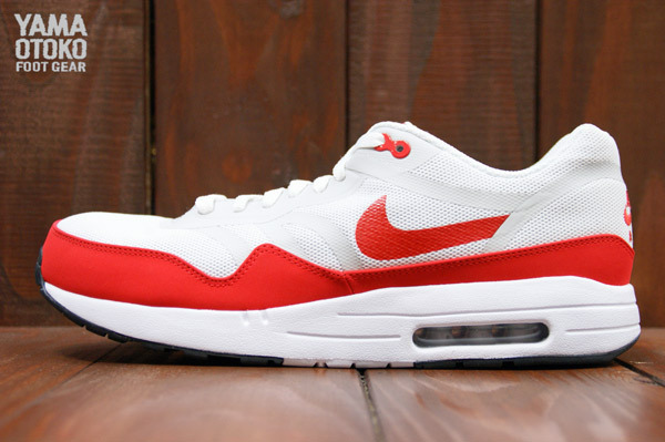 Nike Air Max 1 Tape PRM OG WhiteRed | Sole Collector