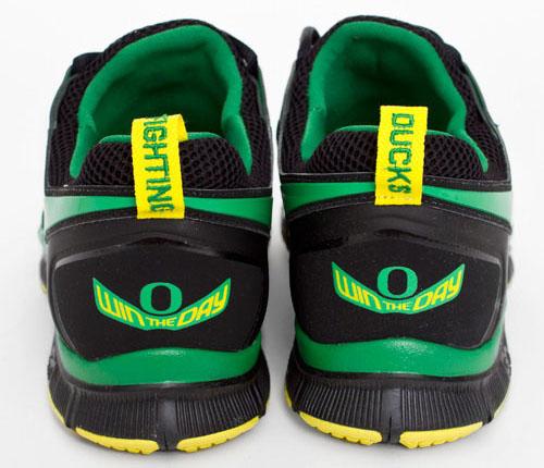 Nike Free Trainer 5.0 Oregon Ducks Away 621936-037 (8) 75436be4ce