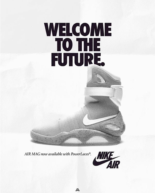 What Today S Nike Shoes Would Look Like In Vintage Ads Sole Collector