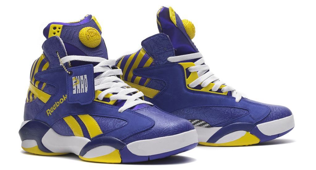 Reebok Shaq Attaq LSU Tigers (9)