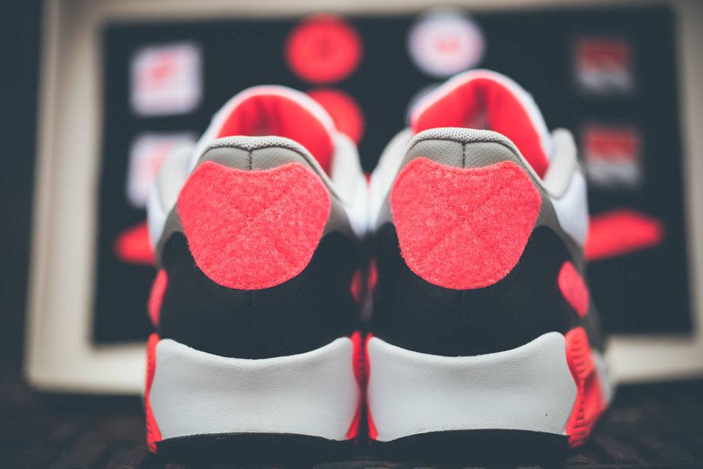 best website ff01e d6045 Nike Air Max 90 Patch Infrared (11)