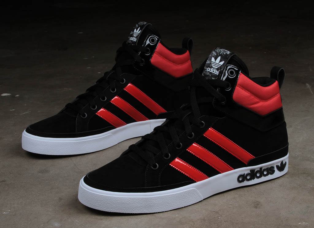 Adidas Mid Top Shoes