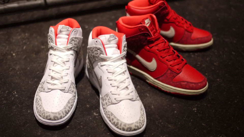 Nike WMNS Dunk High Skinny Leopard Pack | Sole Collector