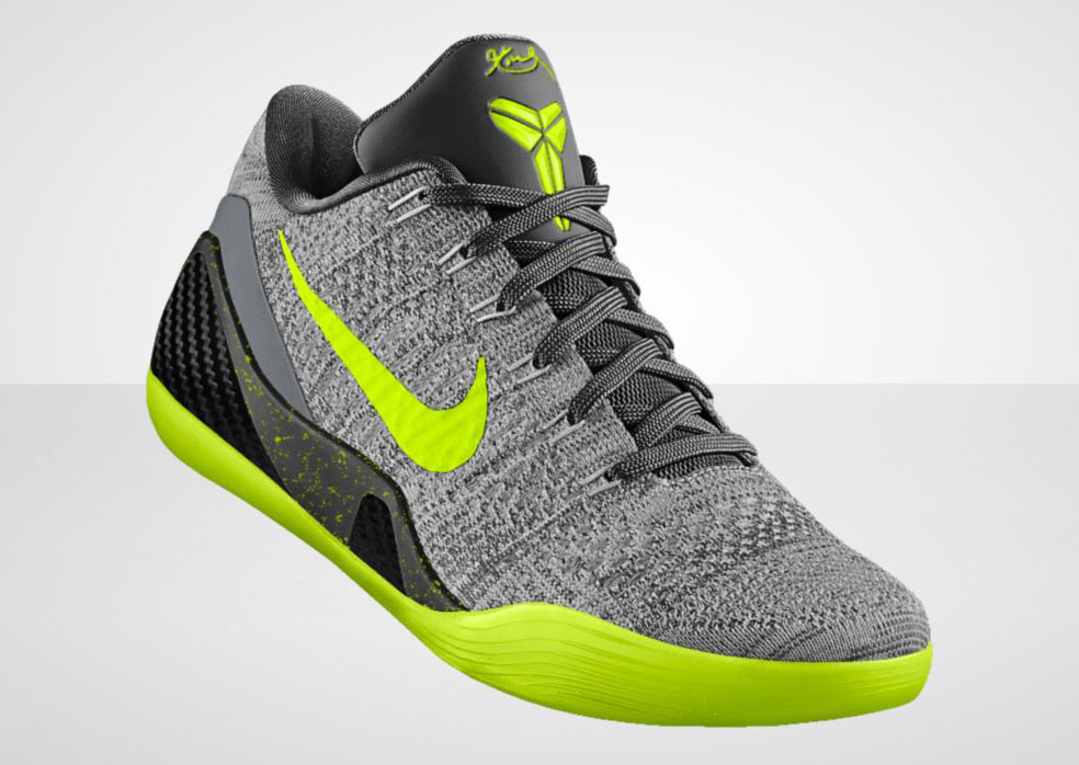 NIKEiD Kobe 9 Elite Low (2)