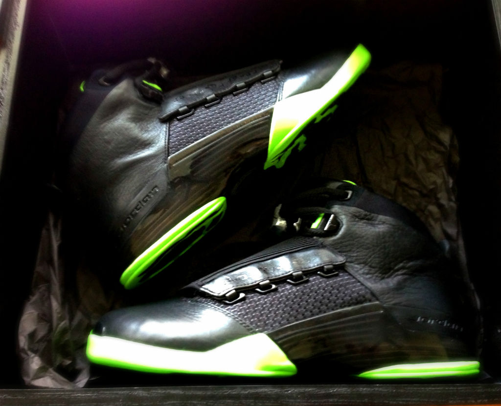 Air Jordan Retro XVII 17 - XX8 Days of Flight (1)