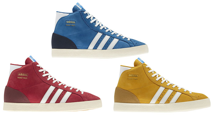 adidas high top sneaker basket profi