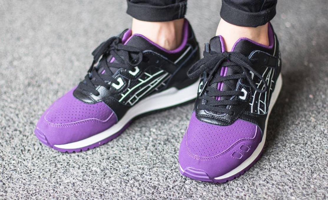 Asics Gel Lyte 3 Purple