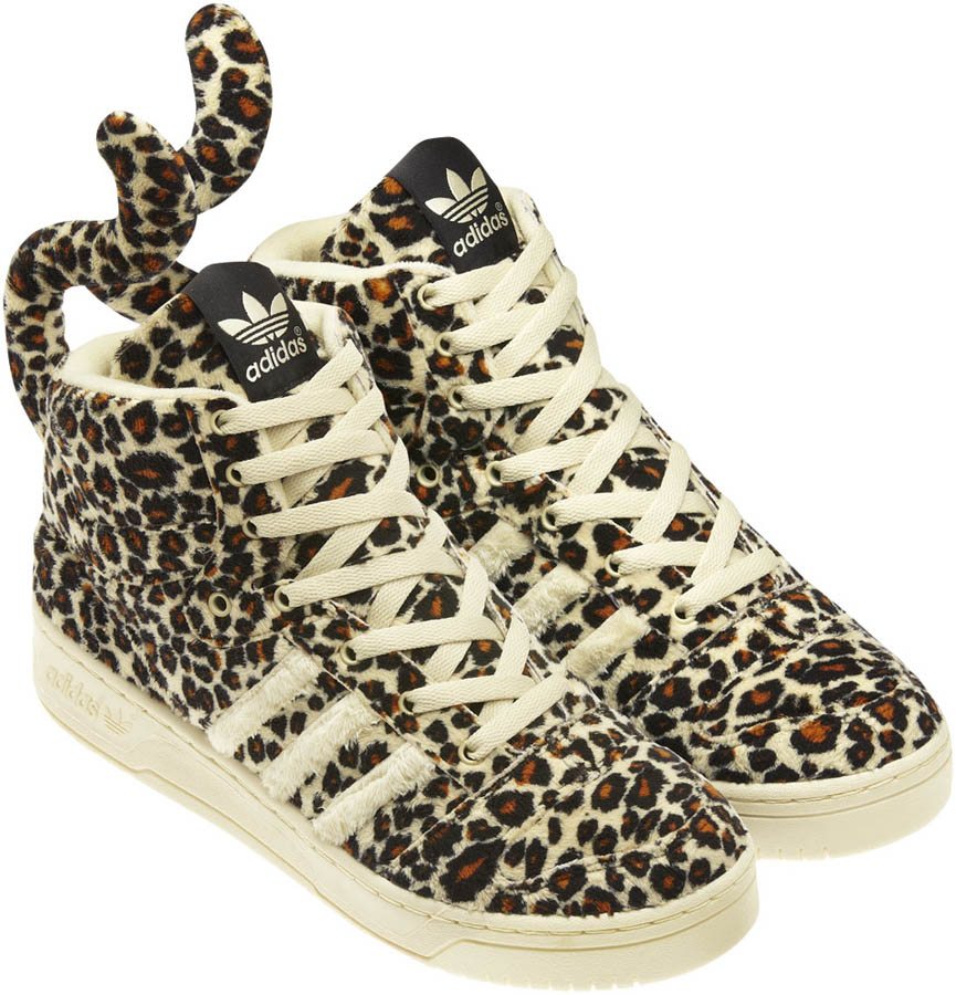 adidas Originals by Jeremy Scott - Spring/Summer 2012 - JS Leopard V24536 (2)