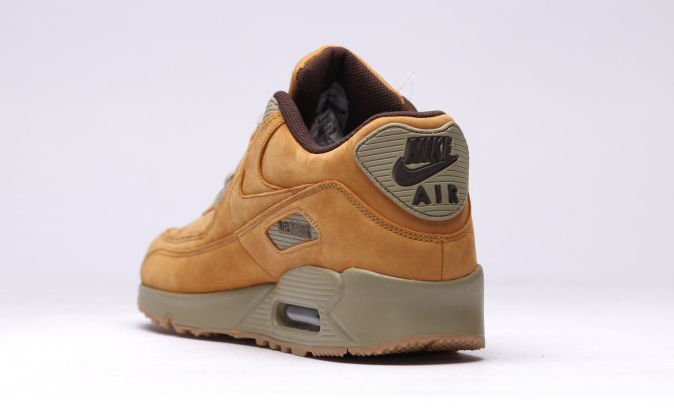 premium selection 055f0 19cfb Nike Air Max 90s Go  Wheat  for Winter