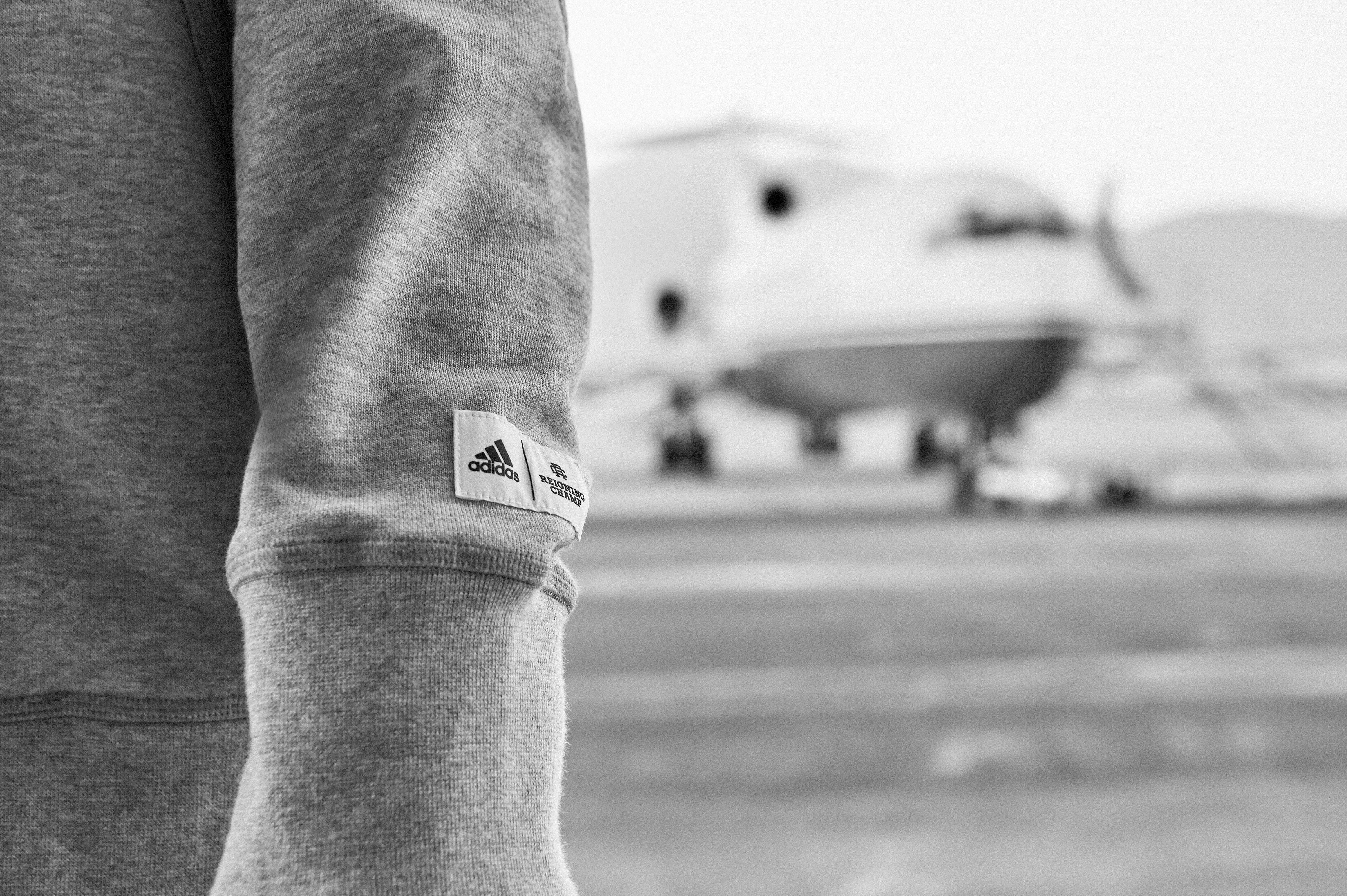Adidas Formation Pur Coup De Pouce X Régnant Chaussures De Champion 3INEKSWuHq