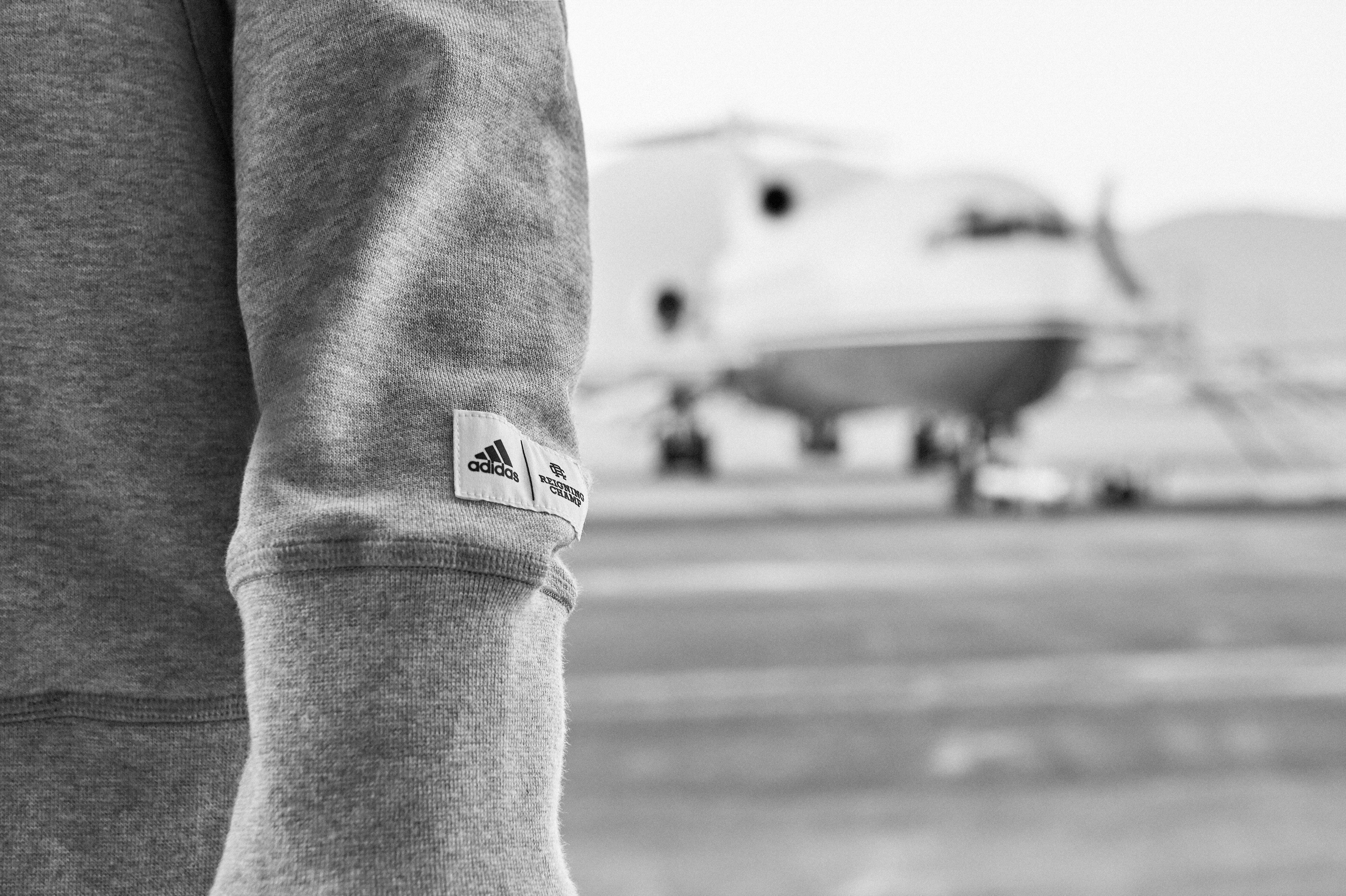 Adidas Reigning Champ Sweatshirt