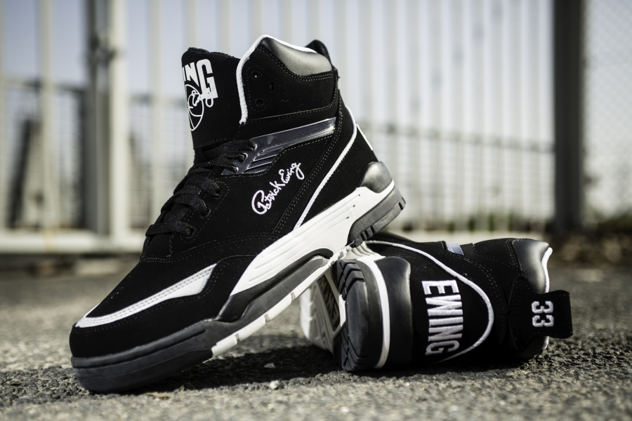 on sale dc31a f6cd2 ... The Center drops at select Ewing Athletics retailers beginning April  4th for 110.