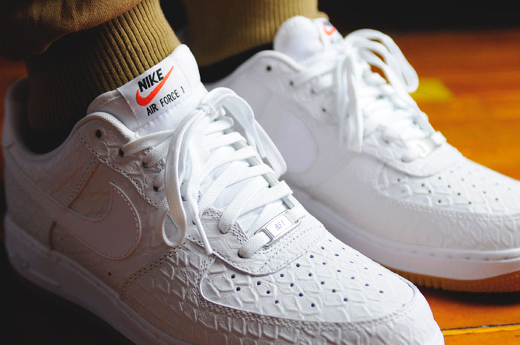 Nike Air Force White Oreo