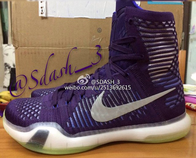 First Impression: Nike Kobe 9 EM