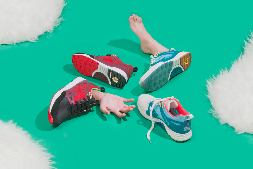 b88b30795490 Reebok and The Hundreds Create a Pack for Aries and Taurus ...