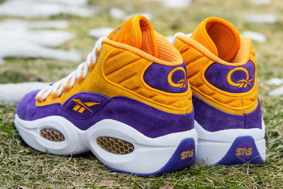 10 Best Collaborations of 2013 Sneakersnstuff x Reebok Question Mid Crocus