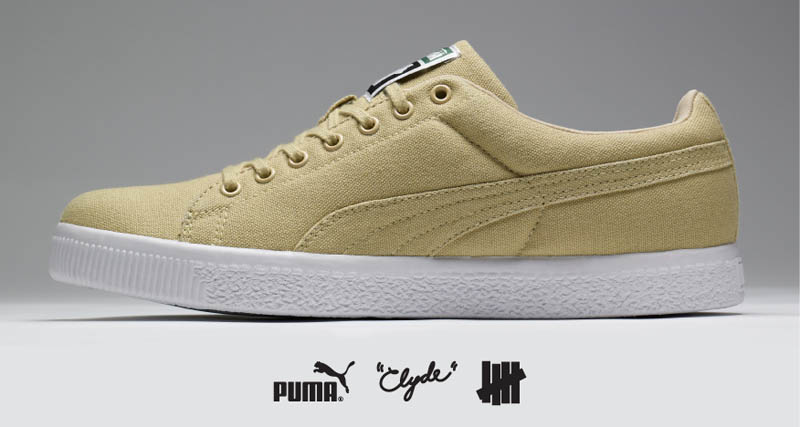 UNDFTD x PUMA Collection - Cali Canvas Clydes