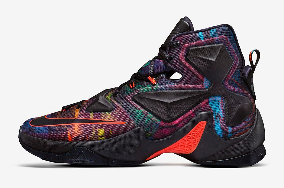 82cdac2bc7c Here s an Official Look at the  Akronite Philosophy  Nike LeBron 13 ...