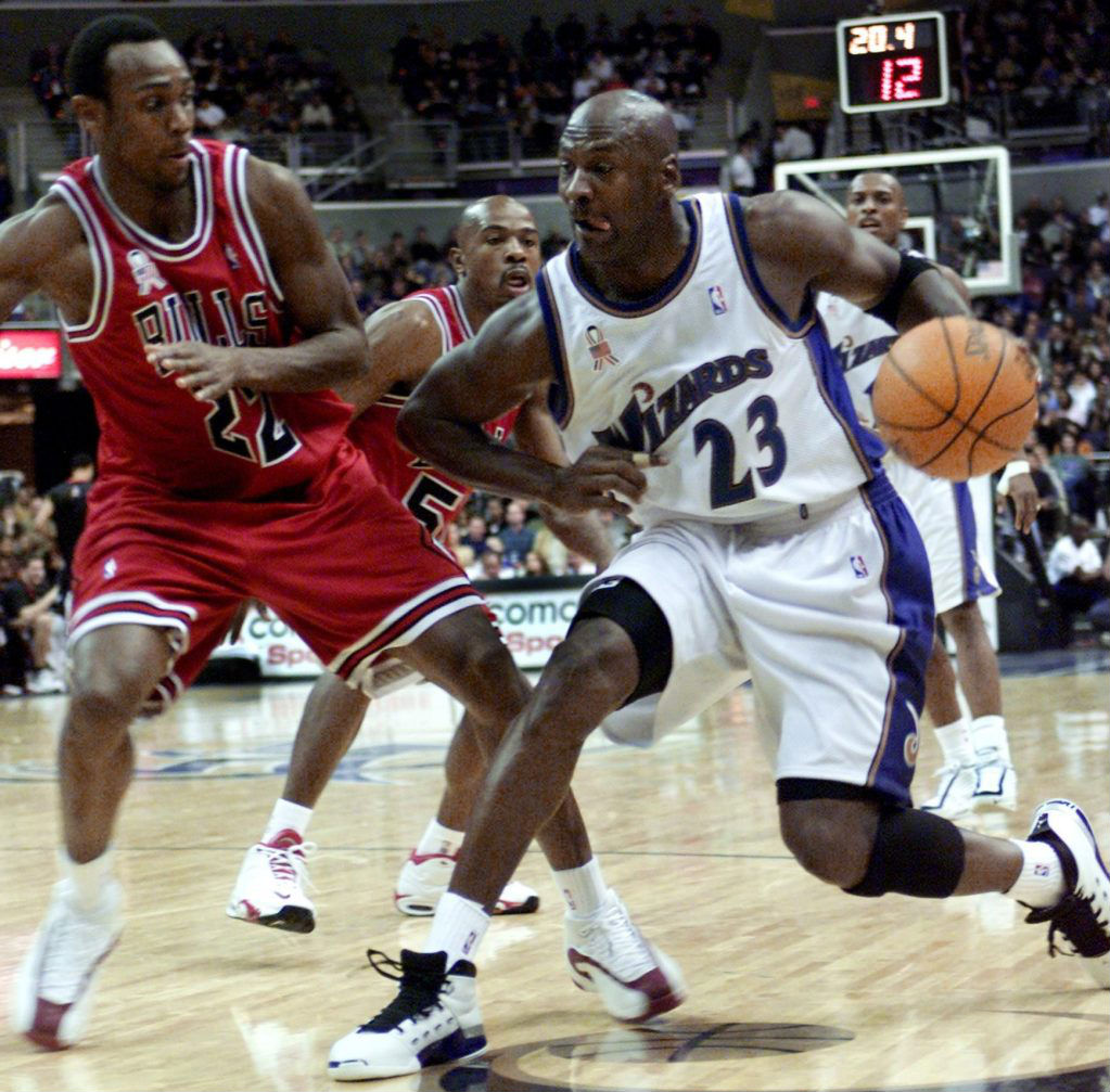 Michael Jordan - Air Jordan XVII 17