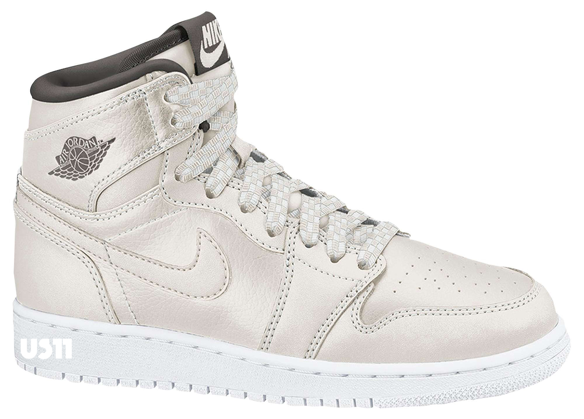 Air Jordan 1 Girls Phantom