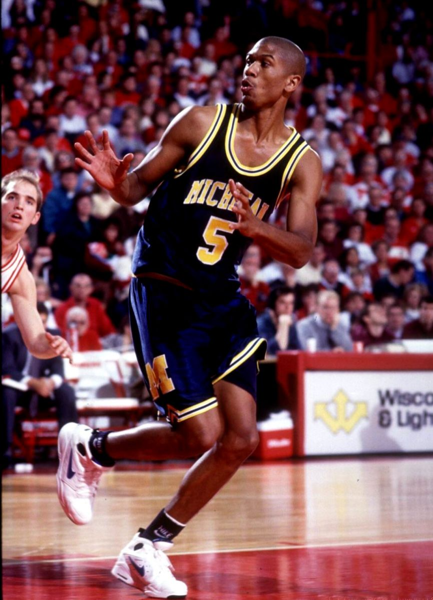 e88a1cdc5 March Madness  The Best Sneakers Worn by Michigan