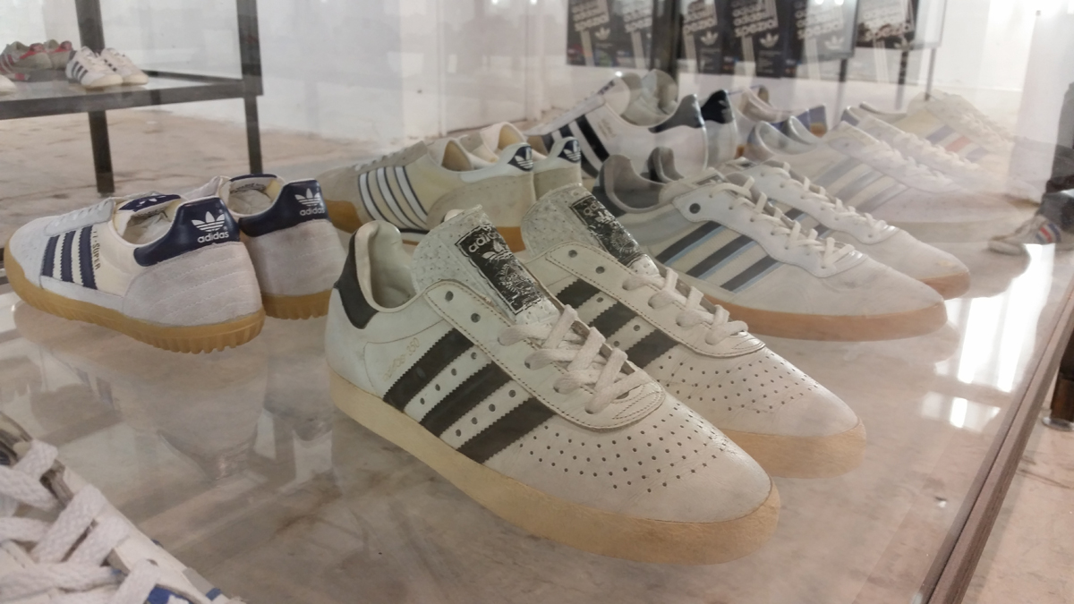 fresh styles wide range united states A Look Inside the adidas Spezial Exhibit in Manchester ...