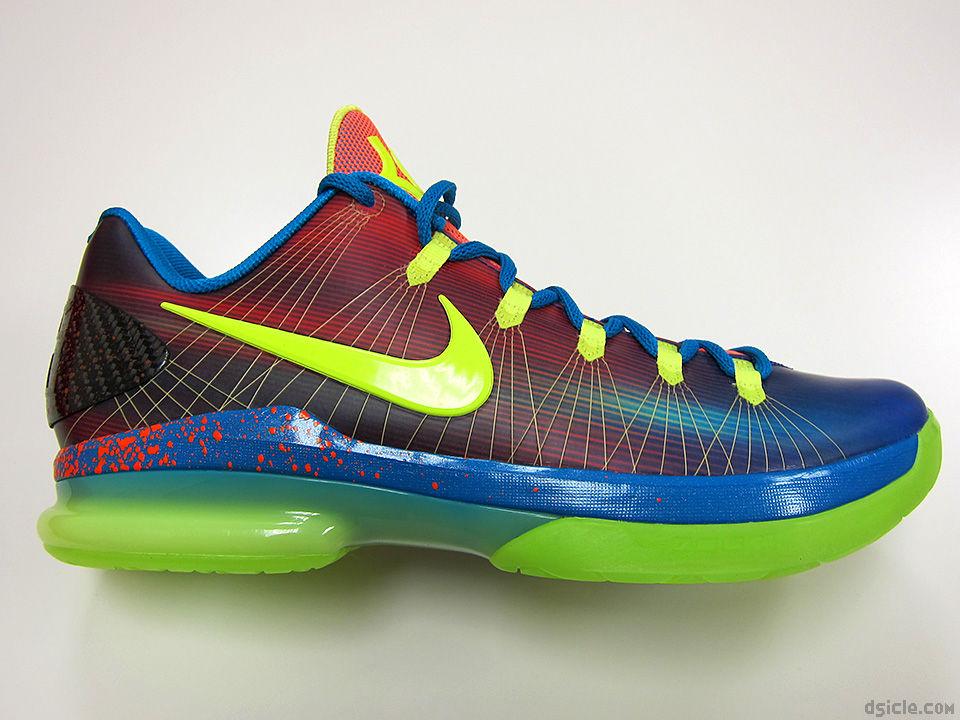 Nike Zoom KD 5 Elite EYBL