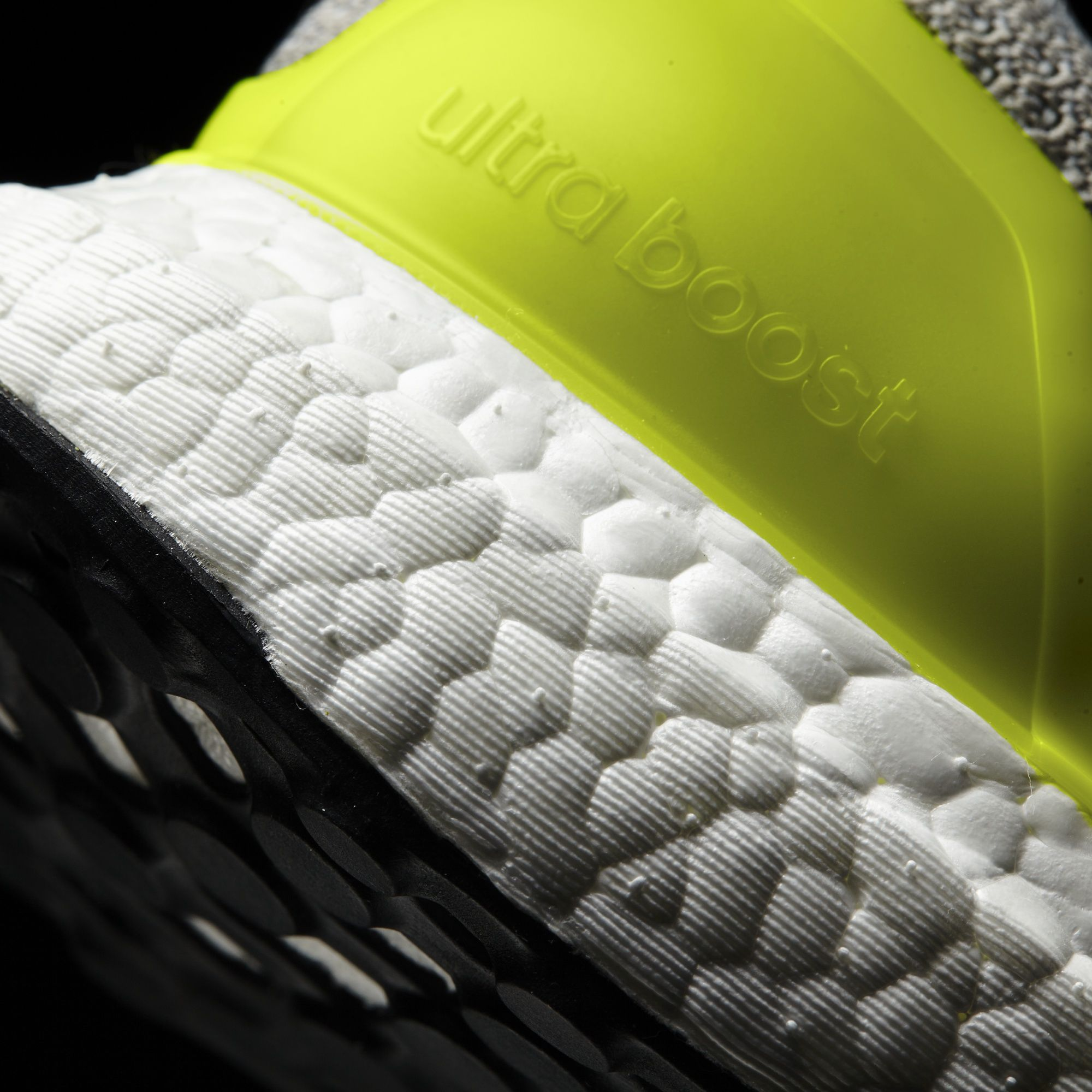 Glow in the Dark Ultra Boost Detail BB4145