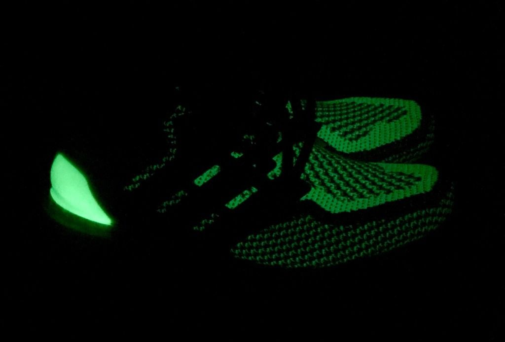Glow in the Dark Ultra Boost Glow BB4145