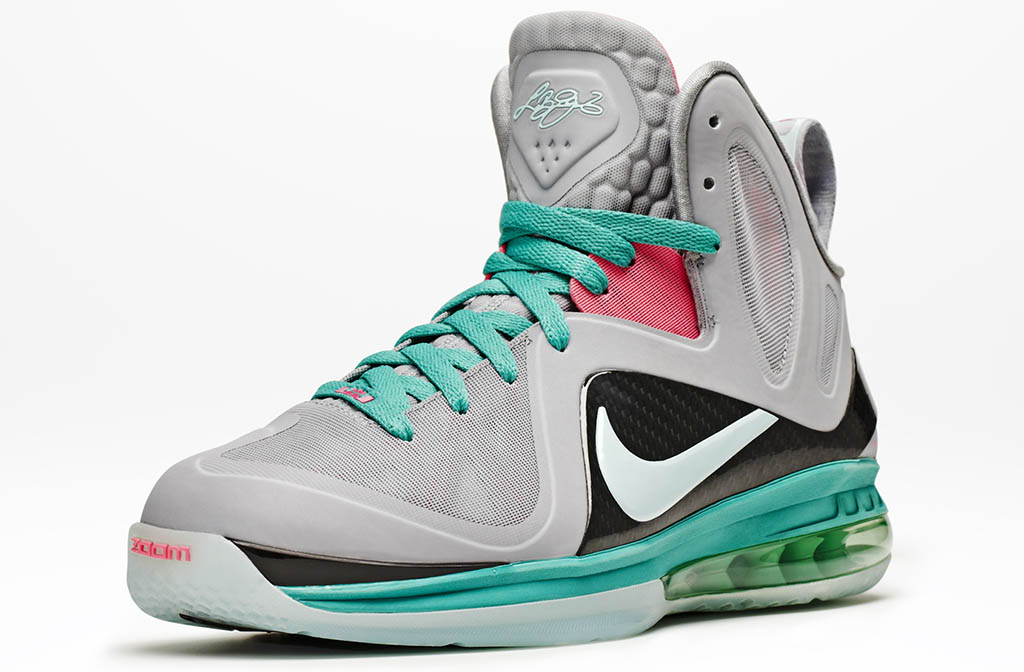 503ffaaef03 Nike LeBron 9 P.S. Elite - South Beach - Official Photos