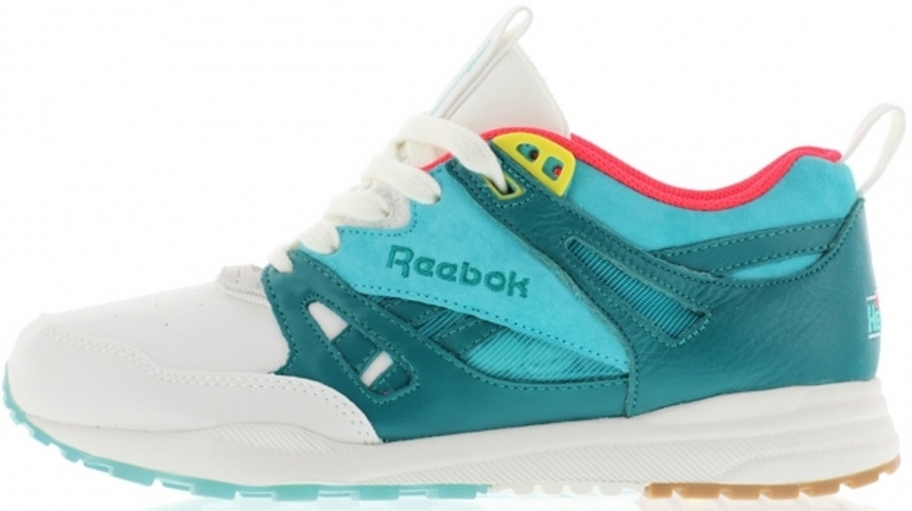 Reebok Ventilator Blue/Chalk-Teal-Yellow