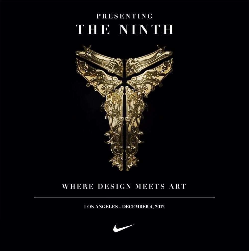 Nike Kobe 9 Unveiling Set for December 4