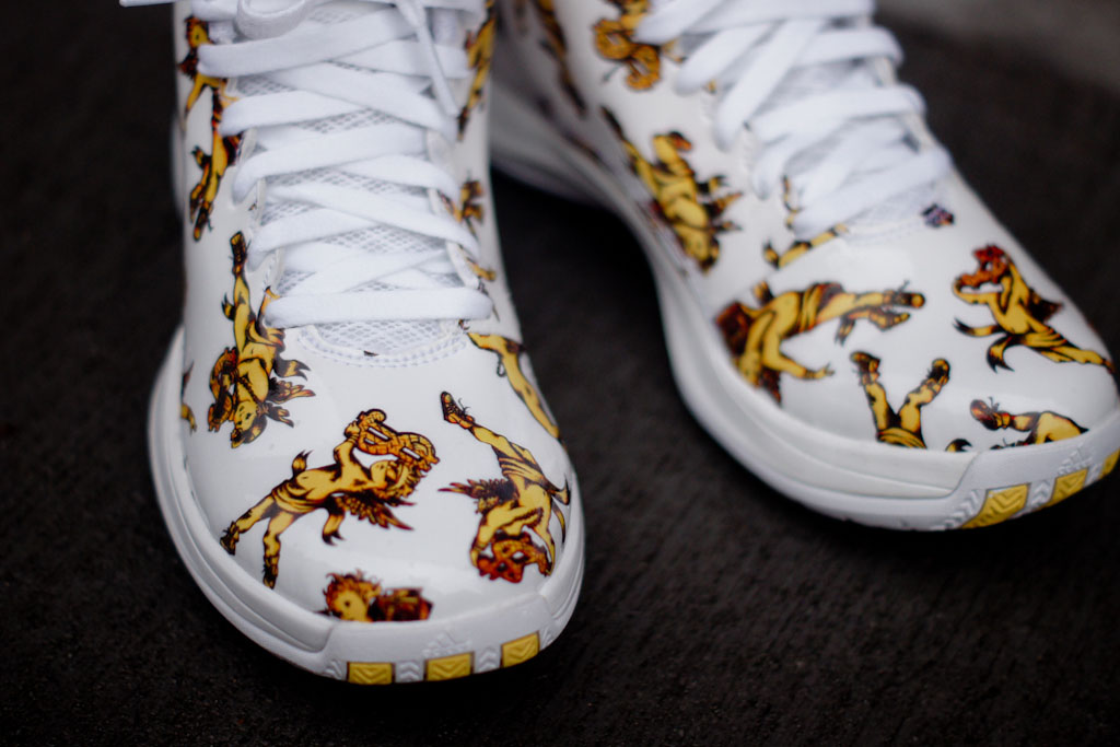 adidas Rose 3.5 by Jeremy Scott New Images   Sole Collector
