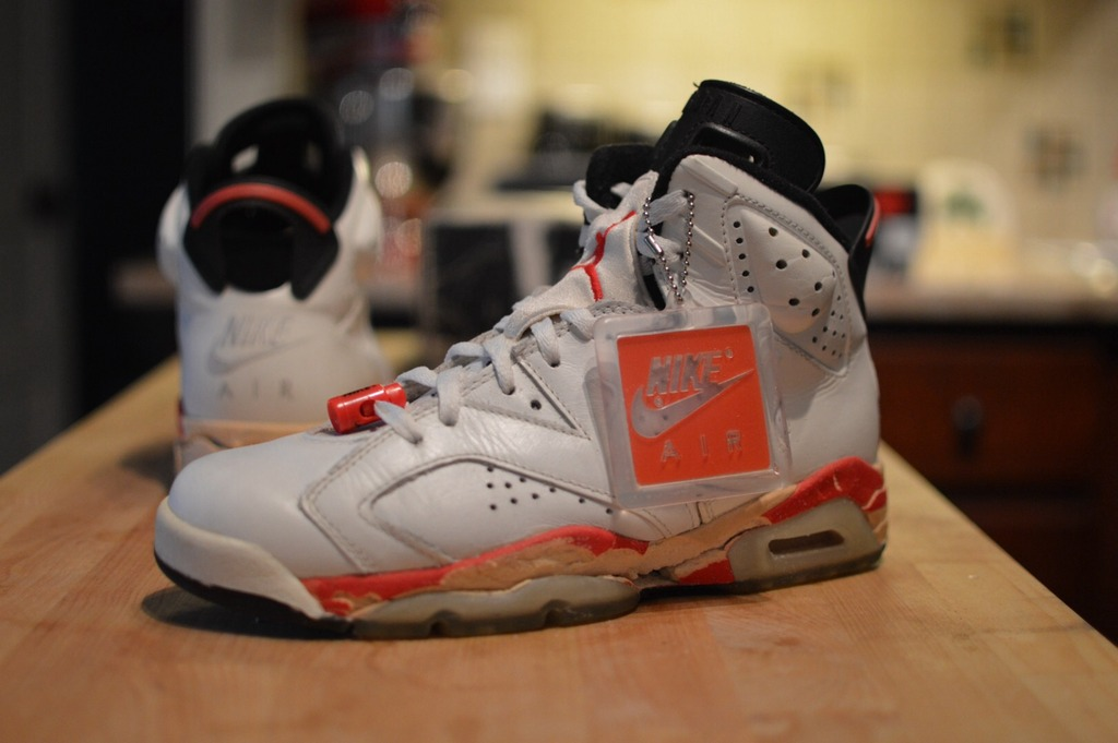 air jordan 6 infrared sole collector forum