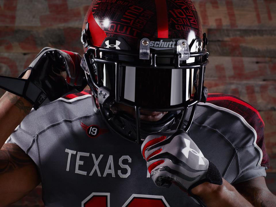 Under Armour Unveils 2013 Texas Tech Lone Survivor Uniforms (5)
