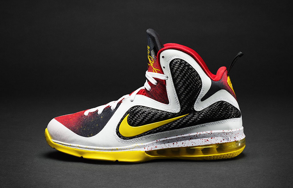 Nike LeBron 9 Championship Pack Official (5)
