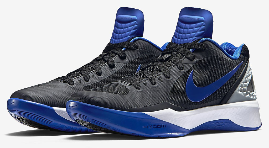 Nike Zoom Volley Hyperspike Black/White-Royal