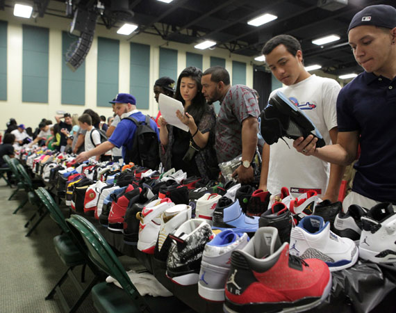 Why I ll Never Attend a Sneaker Convention  3d5acfc009