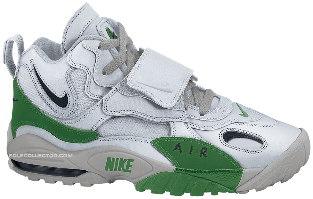 Nike Air Max Speed Turf Metallic Silver Pine Green 525225-001 (1)