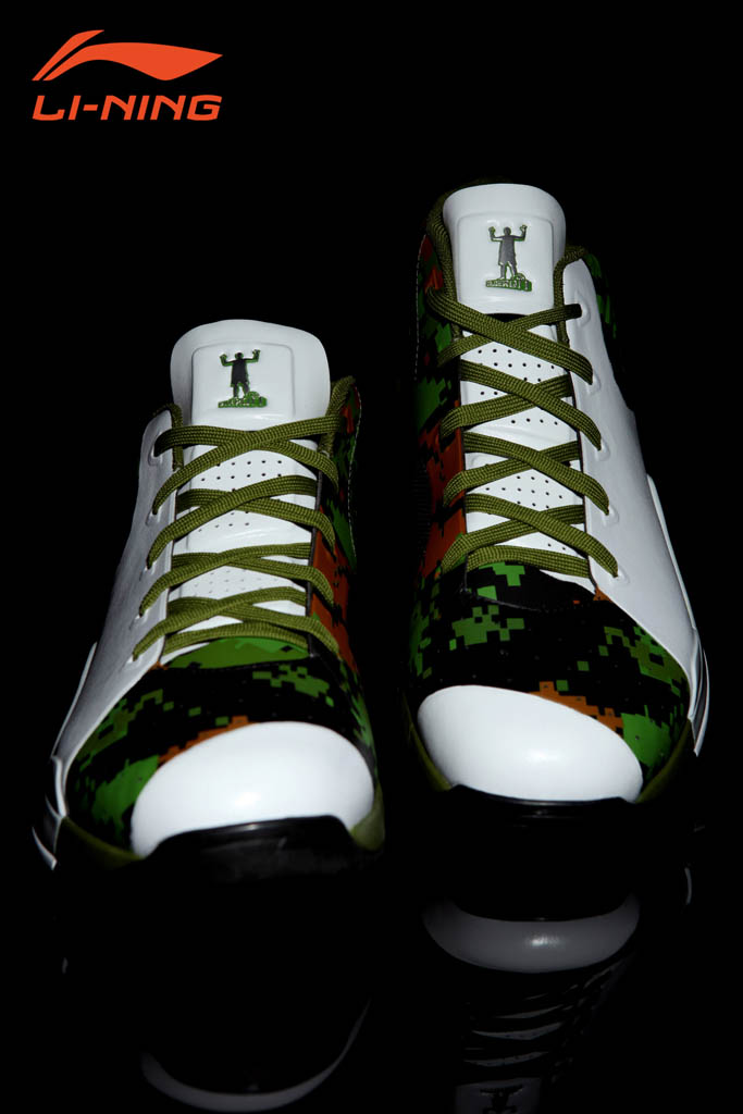 Li-Ning Yu Shuai VII - Jose Calderon Canadian Forces Player Exclusive (11)