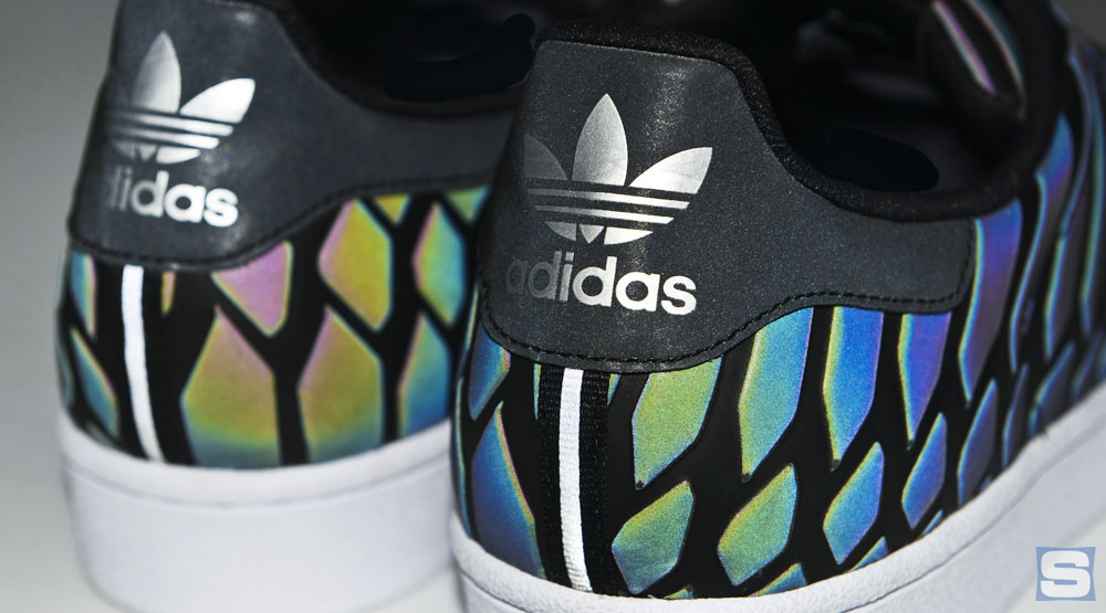 Adidas Originals Light Up Shoes